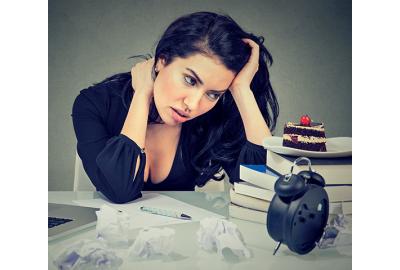 Il peso dello stress sulla bilancia
