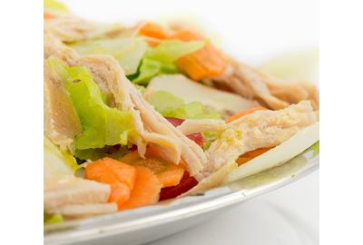 Ricetta light - Insalata di pollo