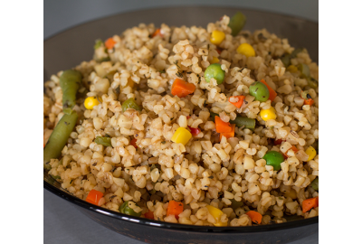 Ricetta light - Paella di quinoa