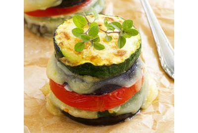 Ricetta light - Sandwich di zucchine