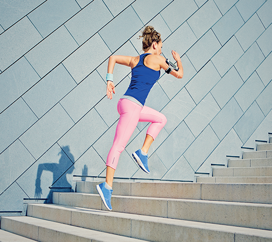 Dai lo sprint al metabolismo