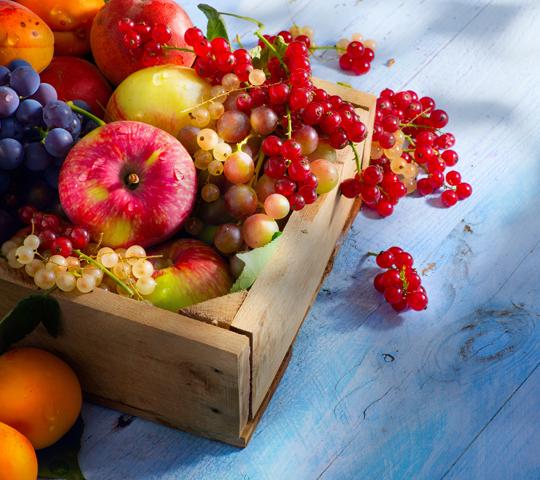 Frutta: istruzioni per l'uso