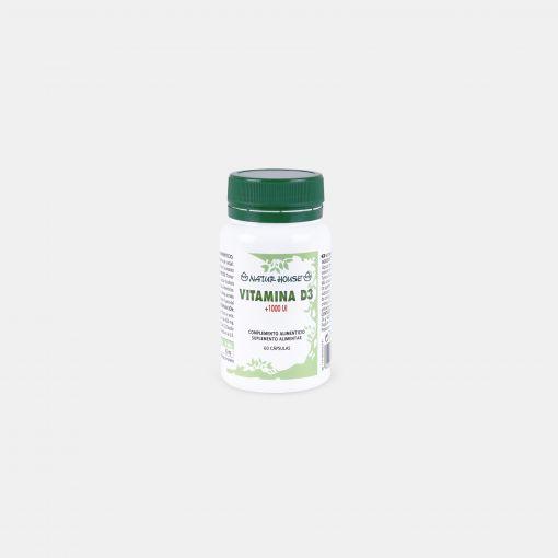 Integratore vitamina D3 capsule