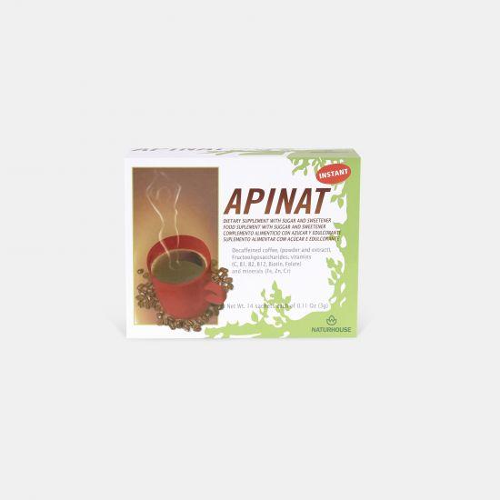 Caffè verde drenante e decaffeinato - Apinat
