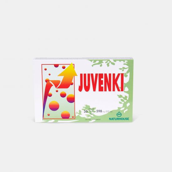 Integratore antietà (Fiale antietà) - Juvenki Fiale
