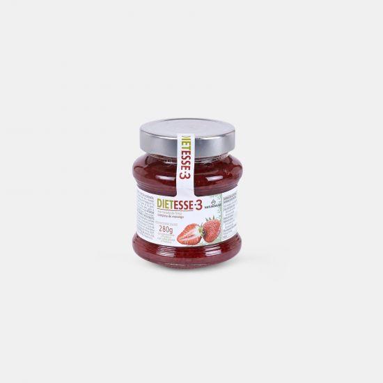 Confettura di fragola senza zucchero - Dietesse