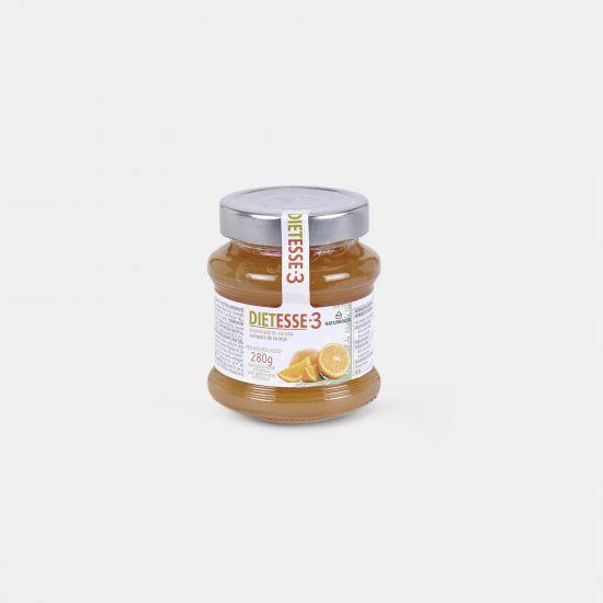 Marmellata di arance senza zucchero - Dietesse