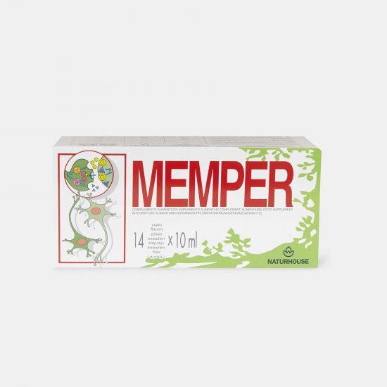 Integratore per la memoria e concentrazione - Memper