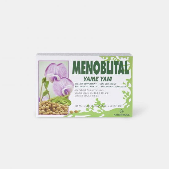 Integratore menopausa naturale - Menoblital
