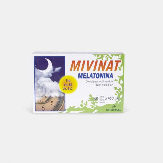 Integratore per dormire alla melatonina - Mivinat