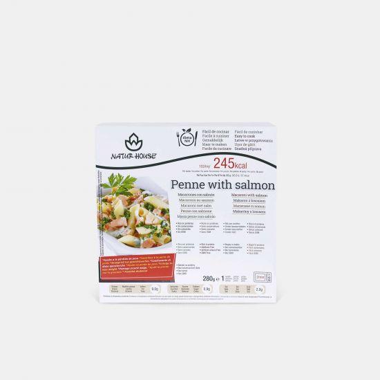 Pasta al salmone con spinaci - Piatti Pronti