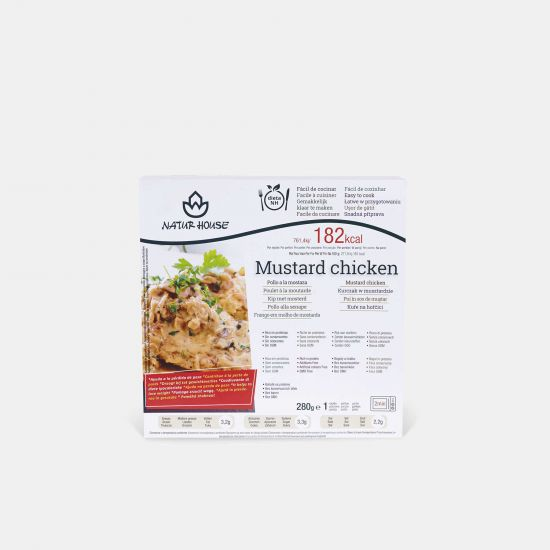 Petto di pollo alla senape - Piatti Pronti