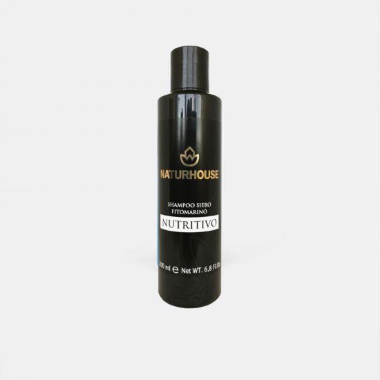 Shampoo nutriente naturale