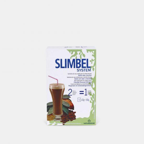 Frullato al cioccolato light - Slimbel System