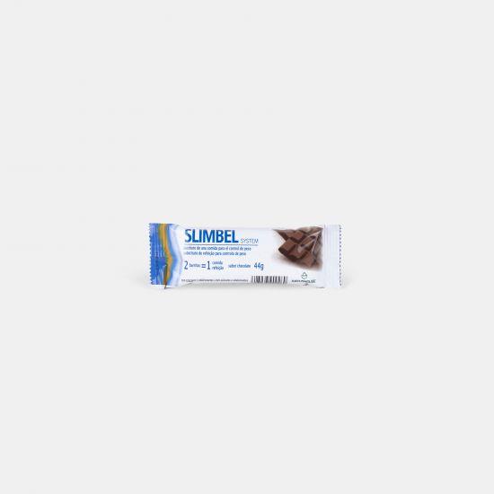 Barretta proteica di cioccolato - Snack Slimbel