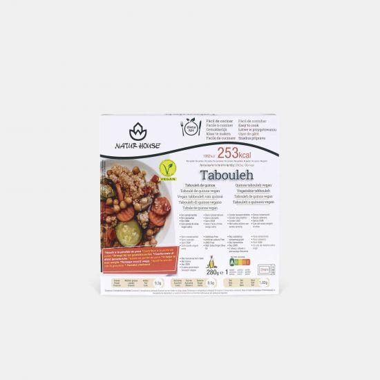 Tabulè quinoa e verdure - Piatti Pronti